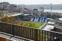 Inonu Stadium.