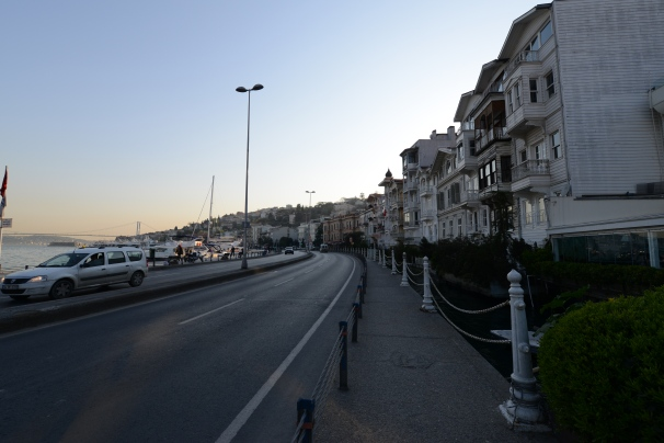 The sun began to set, as did our energy. We hopped a bus and headed home. Bebek was beautiful, though, and I'll definitely be stopping by again!