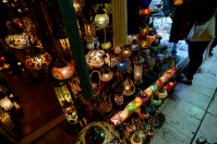 Lantern stalls are everywhere, and the products are beautiful and reasonably priced. I'll definitely be back to pick some out, if I'm ever able to choose between so many lovely things!