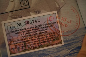 The 90-day tourist visa.
