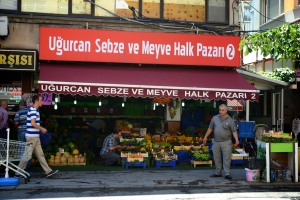 "Fruit and Vegetable ""Flea Market"""
