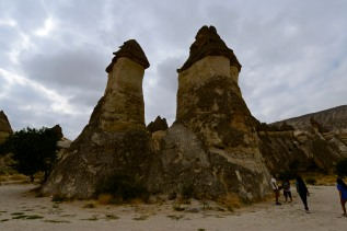 Pasabag Monks Valley, famous for its fairy chimneys!
