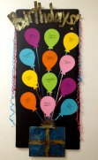 The Birthday Board!