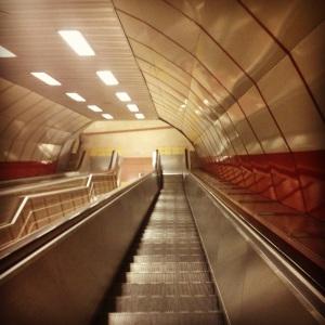 Istanbul Metro.