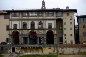 The Uffizi.