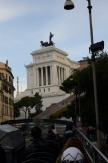 Victor Emmanuel Monument, built to commemorate Italy's first King.
